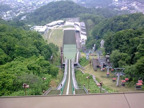 Okurayama SkiJump Studium