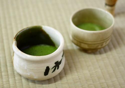 手作り茶碗