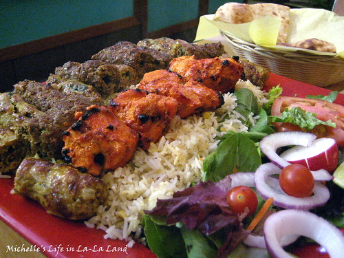 Royal Kabob- Royal Kabob Signature Platter