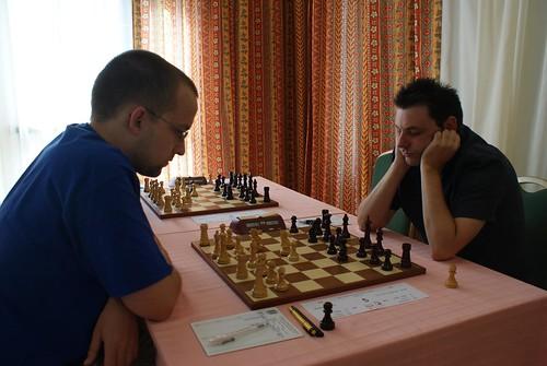 Joerg Wegerle vs Oscar de la Riva