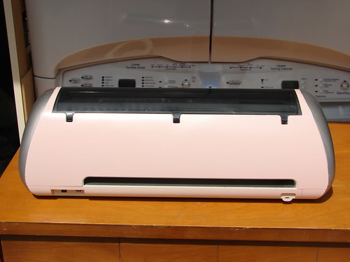Pink Cricut by Twinkle