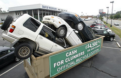 Cash For Clunkers >> The Unintended Consequences Of Cash For Clunkers Connor S Conundrums
