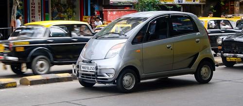 Tata Nano by Adhish Velu