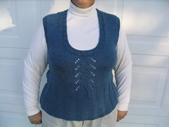 vacvestfront (polarbears) Tags: july09 ravelry jammin09