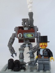 The Machine And Its Inventor