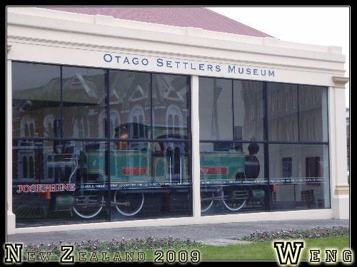 Dunedin, Otago Settlers Museum