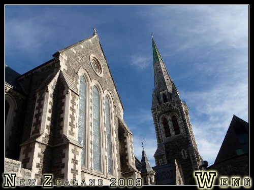 Christchurch, Cathedral