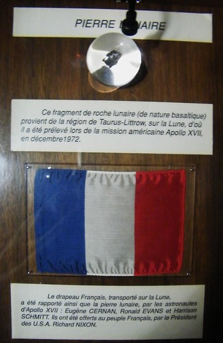 PALAIS DE LA DECOUVERTE / MOON ROCK