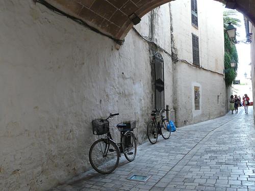 Bicicletes a ciutadella