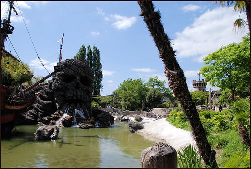 Adventureland & Skull Rock - DLP