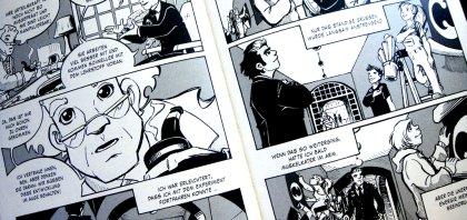 Welle Comic
