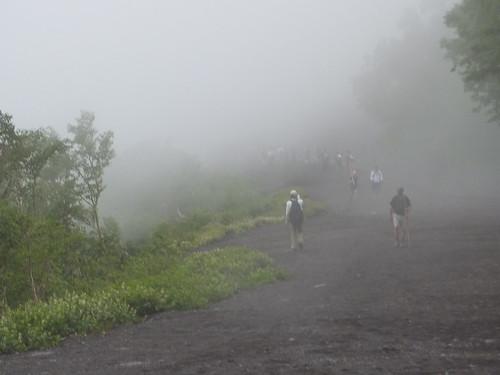 Subida al Fuji 9