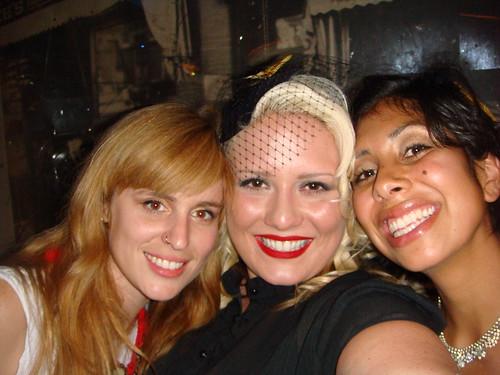 Melissa, Me, & Nina