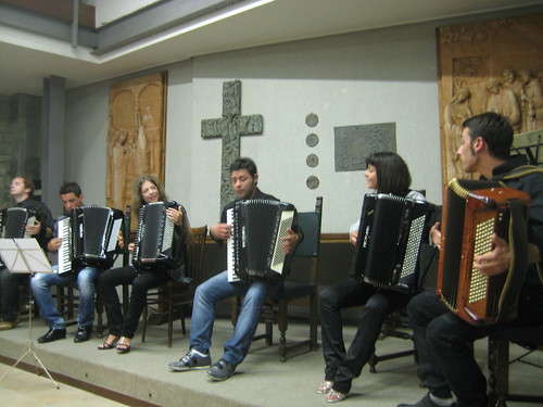 accordion septet