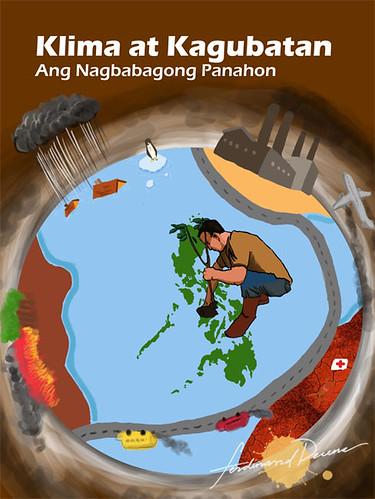Cover for the Primer Klima at Kagubatan: Ang Pagbabago ng Panahon