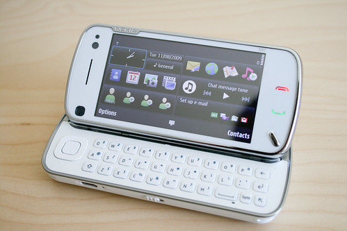 Nokia N97 - Open