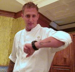 Michael Voltaggio's Crispy Chicken Thighs Recipes — Dishmaps