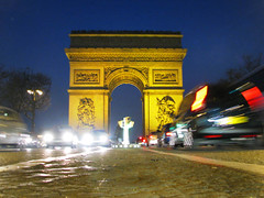 And the Lights Open in Paris...