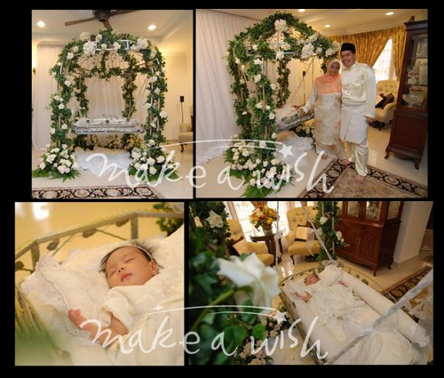 Aqiqah, Berendoi & Cukur Jambul (Little Princes & Princesses)