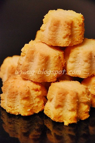 Sweet Williams Old Fashioned Butter Cookies