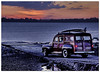 Sunset Blues (Debbie from Brisbane) Tags: winnerbc