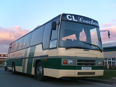 Crawley Luxury K3CLC (Invictaway) Tags: bus volvo coach 3200 coaches paramount psv crawley plaxton b10m crawleyluxury