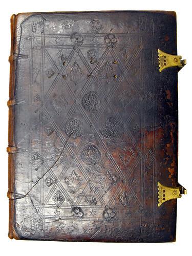 Front cover from Nider, Johannes: Praeceptorium divinae legis