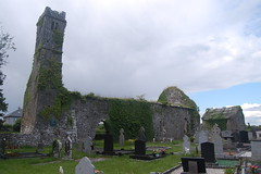 Ruined Church (kcmac) Tags: ireland church ruin quin