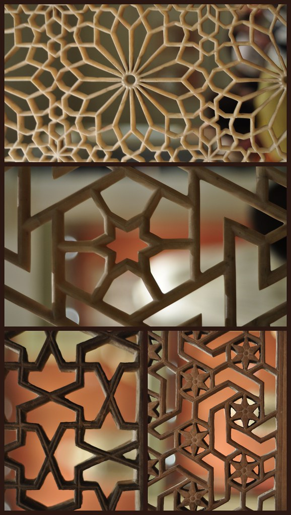 Carved Window  Screens
