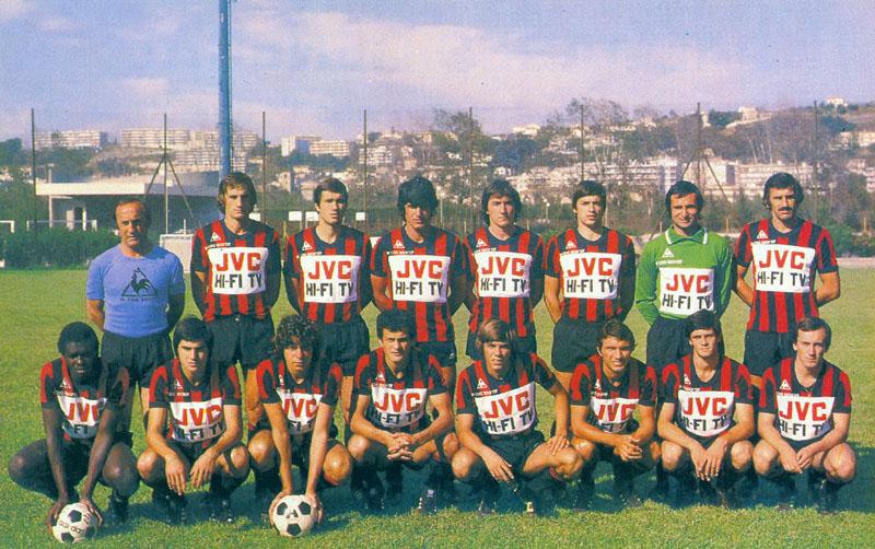 nice 1977-78