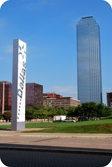 Dallas Convention Center Sign