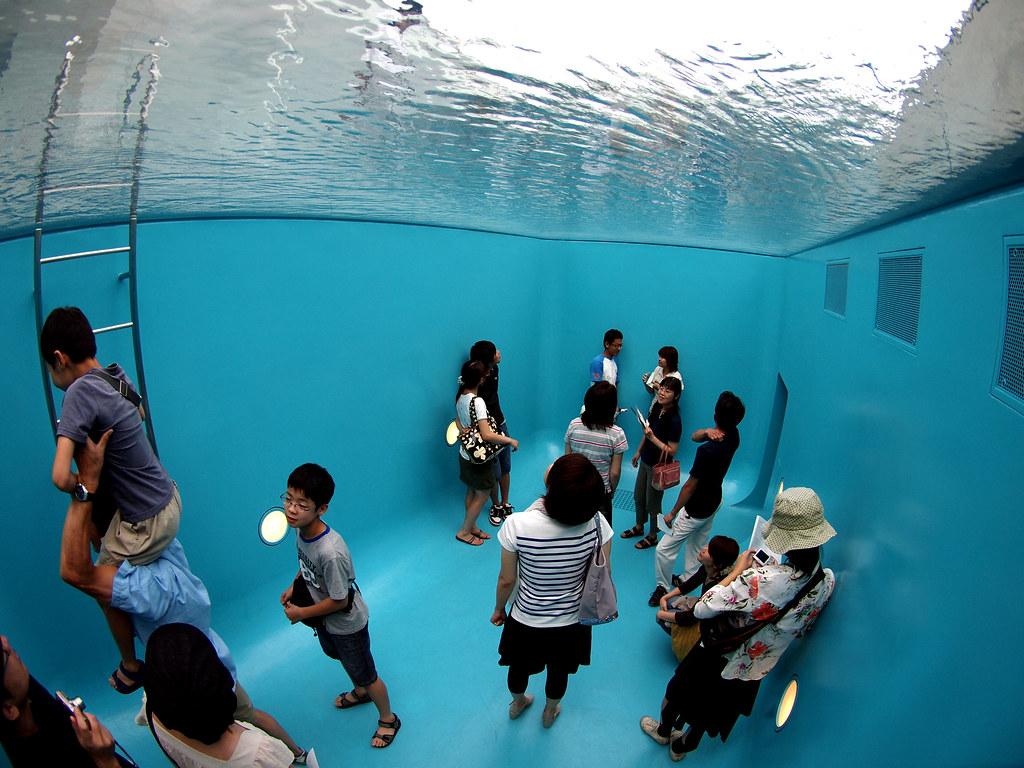 2009-08-15 21st Century Musium of Contemporary Art,Kanazawa