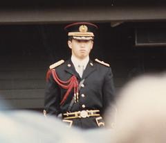 Tenno 1988 - Full Dress Police