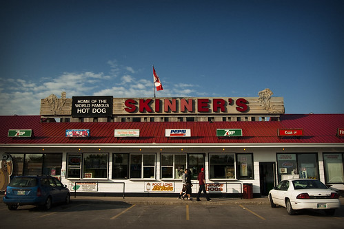 Skinners Hot Dogs