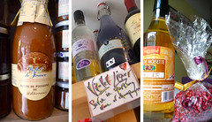 food for chefs shop (gorgeoux) Tags: uk red fish shop soup brighton violet oil soda peppercorns hazelnut poissons liquer noisette monin foodforchefs chezgorgeoux