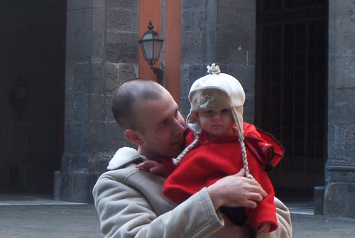 Coach and Bella- Naples 2005
