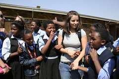 Teboho Primary School - Rochelle Fisher