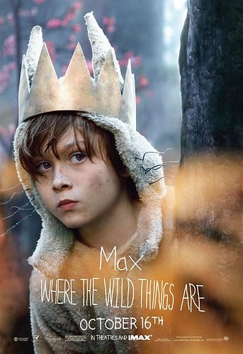 Where The Wild Things Are Character Poster Max