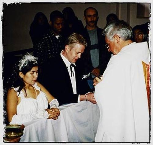 Bok, El Choco - Jonas Andersson och Deysi gifter sig i fängelset San Pedro