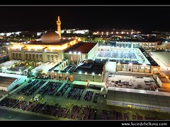 Kuwait - Night to Remember - Grand Mosque on 27th Night of Ramadan ( Lucie Debelkova / www.luciedebelkova.com) Tags: world city travel urban building stone architecture yard outside religious outdoors site worship gulf view photos outdoor minaret centre muslim islam faith prayer religion crowd middleeast belief style grand visit images mosque tourist arabic east arab dome arabia static huge vista destination states kuwait sight arabian middle peninsula ramadan eastern development religions pilgrimage climate minarets attraction gcc mideast locations araba koran grandmosque destinations moslem religioud luciedebelkova wwwluciedebelkovacom lpcrowded