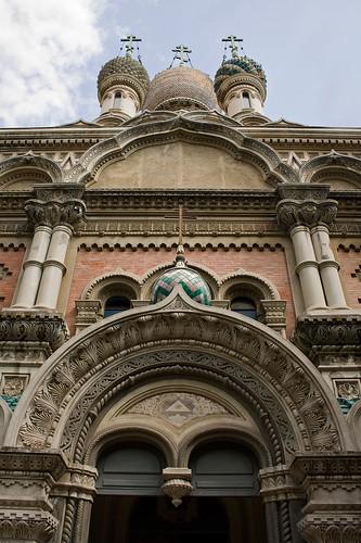 Eglise Orthodoxe Russe - Sanremo