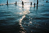 summer summer summer time (lomokev) Tags: sea summer silhouette nikon kodak silhouettes kodakportra400vc summertime portra poeple nikonos kodakportra400 kodakportra deletetag nikonosv nikonos5 paddleing nikonosfive roll:name=090909nikonosvvc file:name=090909nikonosvvc05