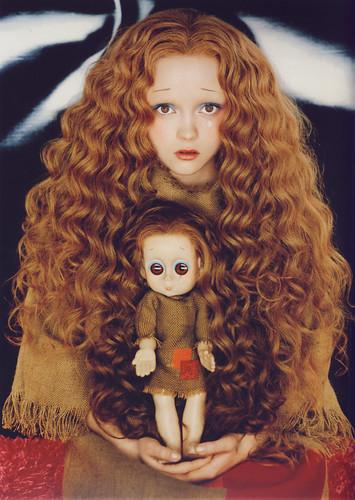Christina Ricci Doll