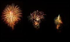 Fireworks .Una de tres.