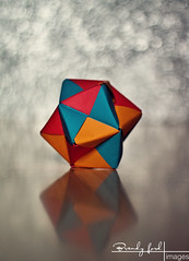 {{{{HBW}}}} (bford13) Tags: paper origami bokeh brightcolors paperfolding bford13