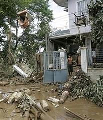 APTOPIX Philippines Flooding (arvinyorro) Tags: philippines phl typhoon marikina bagyo ketsana ondoy