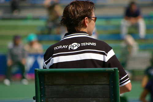 TORAY PPO TENNIS