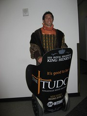 Costume and Wrapped Segway Marketing/Advertising/Promotion Effort for The Tudors from Massivemedia (Massivemedia) Tags: original fun idea unique branded creative segway showtime concept brand technique strategy branding guerrilla guerillamarketing strategies guerrillaadvertising outofhomeadvertising guerrillamarketing outdooradvertising tudors ambientadvertising outdoorevents massivemedia outofhomemarketing nontraditionalmarketing segwaymarketing costumemarketing costumepromotion brandedshield wrappedsegway outdoorpromotions experientialadvertising