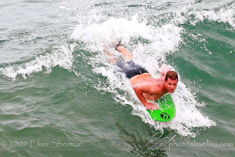 Surfer at Venice Beach by Elisa Sherman   photosbyelisa.com