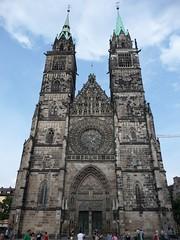 Norimberga - St Lorenz Kirche